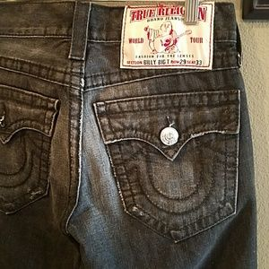 True Religion 29/33 Boot Cut